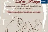 l'adorazione dei magi Montescaglioso