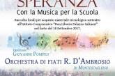 Montescaglioso, Concerto Della Speranza