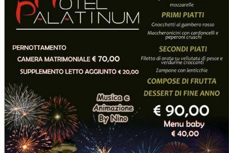 Aspettando il 2018 Hotel Palatinum