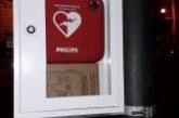 Montescaglioso, ricollocato un defibrillatore semiautomatico