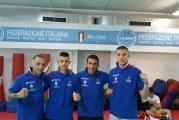 Montescaglioso, Kickboxing Michele Dichio al World CUP di Budapest