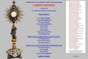 Montescaglioso, Corpus Domini