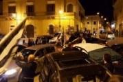 Settimo scudetto consecutivo della Juventus: anche a Montescaglioso esplode la festa dei tifosi bianconeri.