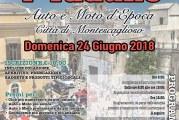 Old School Garage Montescaglioso Auto e Moto d'Epoca a 4 ° Raduno Auto e Moto d' Epoca Città di Montescaglioso
