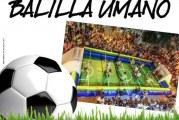 Montescaglioso, Calcio-Balilla Umano