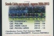 Montescaglioso Calcio Young l'Asd presenta la sua scuola