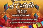 Montescaglioso, 18a edizione Giochi d Estate