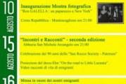 INAUGURATO SABATO SCORSO IL PROGRAMMA EVENTI ASSOCIAZIONE MONDI LUCANI