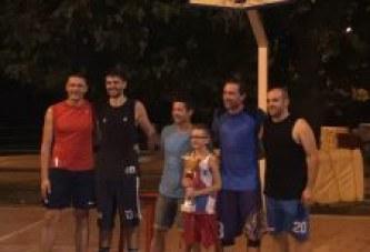 "Nel 3vs3 Street Basket e la squadra degli ""Old Team"" a vincere la Kermesse"