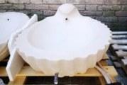 Montescaglioso, restauro fontana Città di Tolentino
