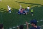 """Calcio, Eccellenza: la """"zona Cesarini"""" premia il Montescaglioso"""