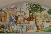 Il Carroccio nell'abbazia di Montescaglioso