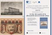 Le duc de Luynes et la découverte de la Grande Grèce.