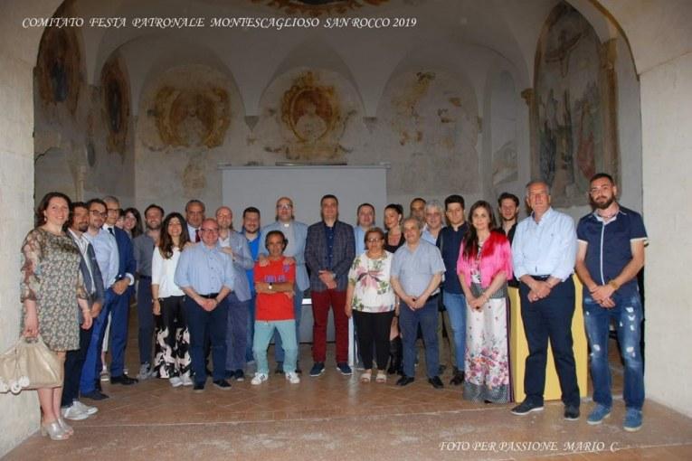 Presentata edizione 2019 della festa patronale di San Rocco a Montescaglioso