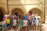 Minibasket in piazza i piccoli campioni dell'Algeria, ospiti della nostra Città