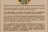 Cavalcata per San Rocco 2019