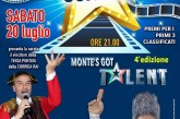 LA CORRIDA MONTE'S GOT TALENT 4° edizione