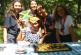 Gara di cucina del gruppo Scout AGESCI di Montescaglioso nel bosco Tre Cancelli di Tricarico