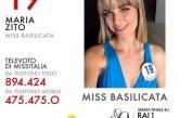 Elezione Miss Italia 2019 Maria Zito