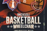 Montescaglioso, sport Basketball Wheelchair Amichevole