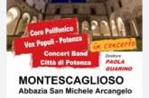 Montescaglioso, concerto ASSOCIAZIONE ABACO