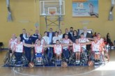Basket in carrozzina Boys Nova Salus Montescaglioso sconfitta all'esordio