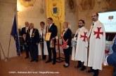 La Medaglia di San Giovanni Battista al Gonfalone della Città di Montescaglione