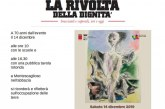 La rivolta della dignità – 70° anniversario dall'uccisione del bracciante Giuseppe Novello