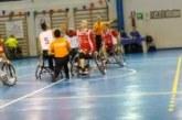Basket in carrozzina sconfitta di misura della Nova Salus a Bari