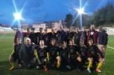 Giovanissimi : Polisportiva Montescaglioso il portiere Contangelo non vediamo l'ora di tornare in campo ma ora dobbiamo  restare a casa