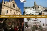 29 Maggio 1823: consacrazione della nuova Chiesa Madre di Montescaglioso
