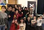 Istituto Comprensivo Palazzo Salinari di Montescaglioso finalista ai Comix Games