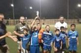 Giovanissimi in evidenza nel futsal. A Montescaglioso la terza edizione del torneo della notte under.