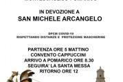 San Michele Arcangelo Pellegrinaggio  Montescaglioso Pomarico