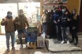 """""""Wolves Events"""" raccoglie beni alimentari per la Caritas della parrocchia Santi Pietro e Paolo di Montescaglioso"""