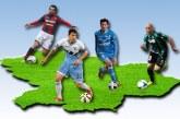 Calcio, ecco la Nazionale dei lucani