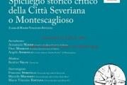 Spicilegio storico criticodella Città Severiana o Montescaglioso